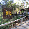 The Trails, the only snack bar in this part of Griffith Park.