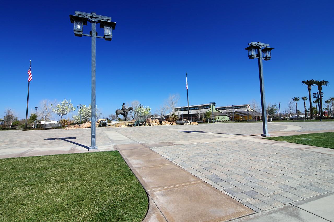 Henry Miller Miller Plaza