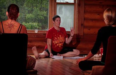 Lotus Pond 500 hour teacher training