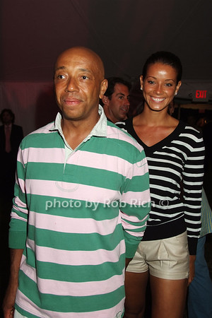 Russell Simmons, Porschla Coleman photo by Rob Rich © 2008 516-676-3939 robwayne1@aol.com