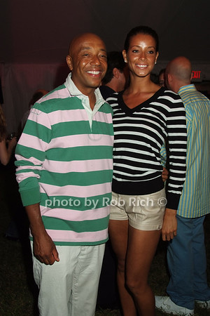 Russell Simmons, Porschla Coleman photo by Rob Rich © 2008 robwayne1@aol.com 516-676-3939