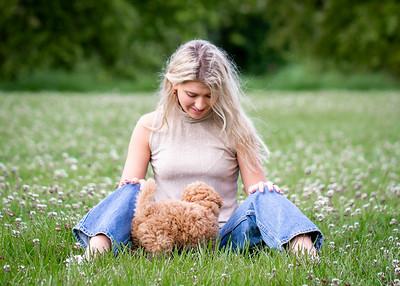 Eliz and Pupper-9220