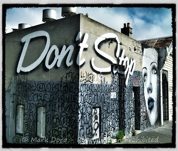 Don't Stop, Collingwood, Victoria