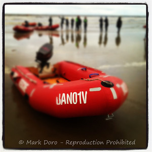 Lifesaving, IRB competition