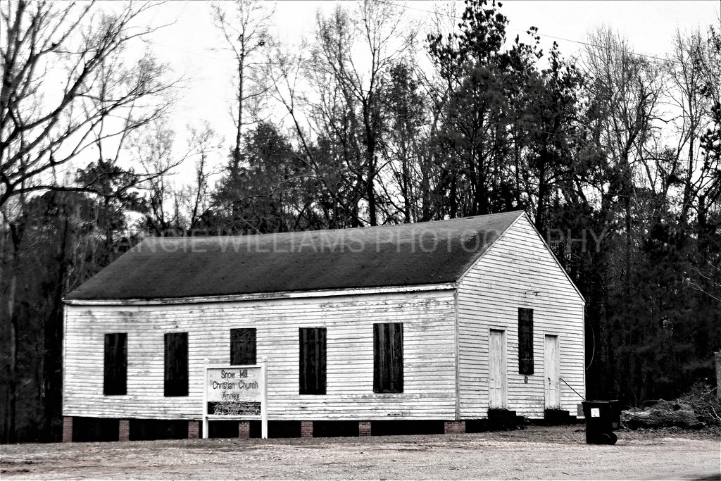 Old Mt. Willing Baptist Church