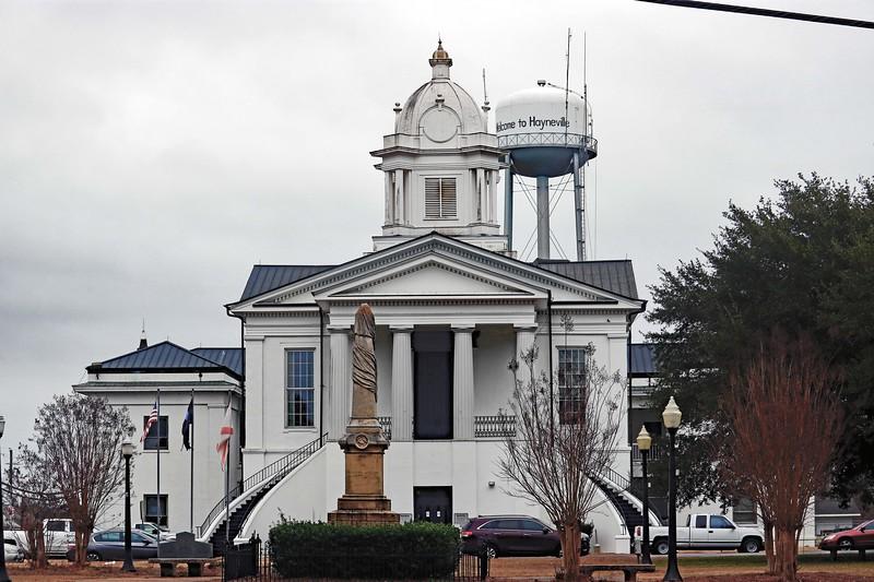 Hayneville Courthouse II