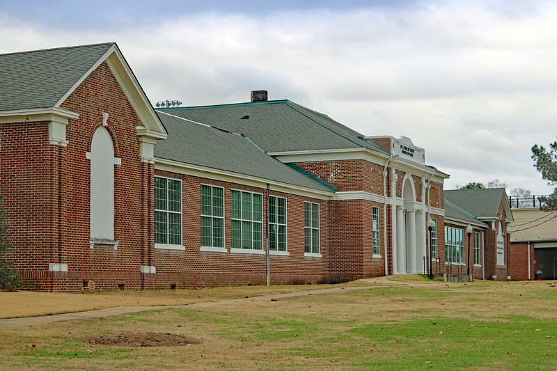 Old Cloverdale High School