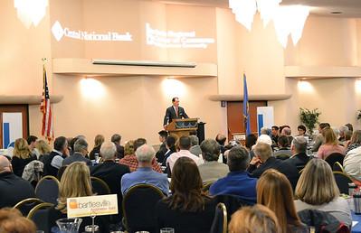 Lt. Gov. Todd Lamb forum - 2/21/13