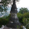stupa on Mt Phusi