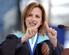 P18.3 / Other Special Occassion Speeches. We only had two photos in this chapter in the 11th edition but three photos in the 10th edition. I included a few others. <br /> <br /> Choice 5 of 16<br /> <br /> Actress MARLEE MATLIN gives the commencement address at the Southern Connecticut State University undegraduate commencement exercises held in New Haven, CT. Matlin received the President's Medal