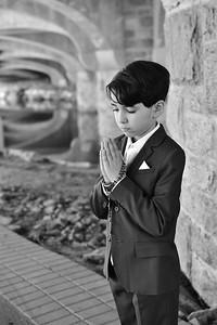 Luca's Communion