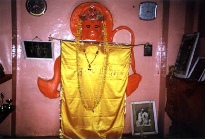hanuman elder nkb lucknow SHANKAR
