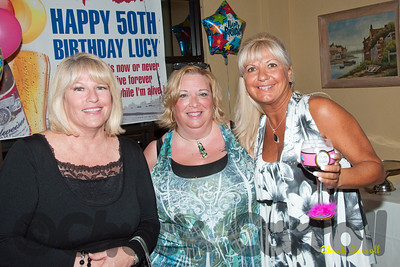 Lucy Nicandri 's 50th Birthday Party