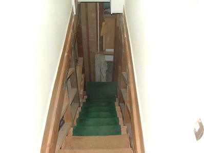 Descent to madness (and basement)