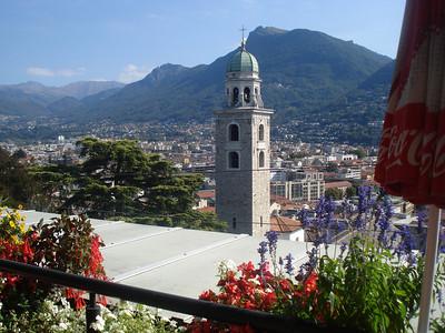 Lugano - Southern Switzerland