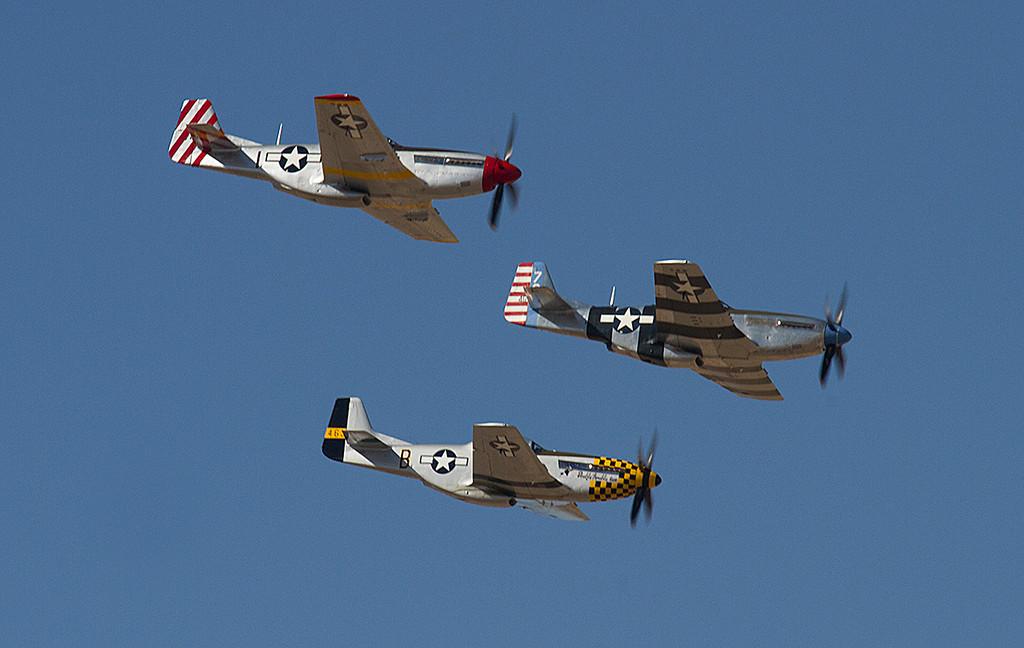 Bremont Horsemen P-51