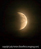 Complete Lunar Eclipse of the Full Moon, September 28, 2015