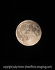 Full Moon at End of Lunar Eclipse of September 28, 2015