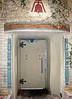 Door in alleyway, 21 May 2009