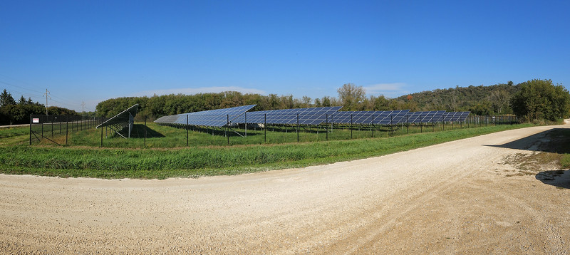 Luther Solar Install