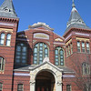 The Smithsonian Institution- visitor info.