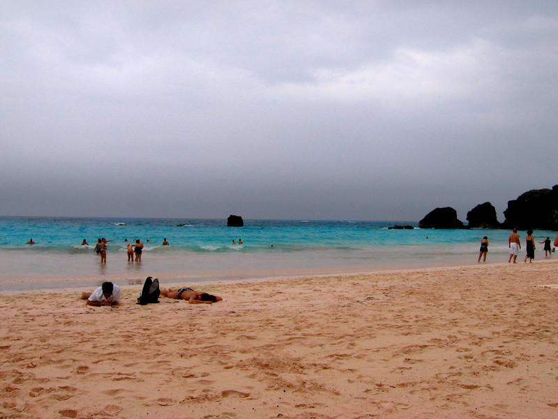 Beach at Horseshoe Bay, Bermuda