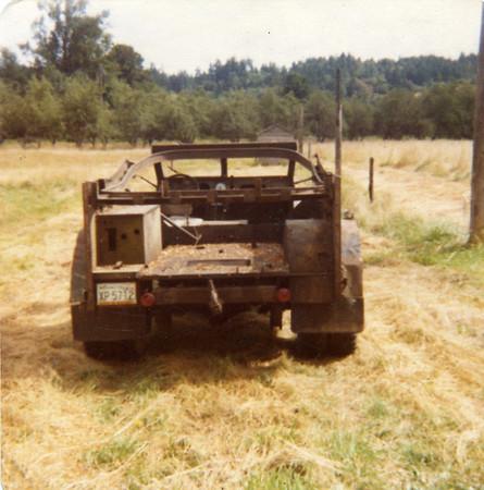 M3A1 SCOUT CAR RESTORATION