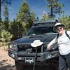 Kaibab NF Fire Road Hike<br /> Arizona