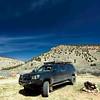 Trailhead for Snake Gulch and the Kanab Creek Wilderness<br /> Kaibab NF<br /> Arizona