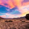 Toroweap Road Sunset<br /> Grand Canyon National Park<br /> Arizona