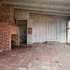 Bill D Quarter ranch house screen porch<br /> Autauga County, Alabama