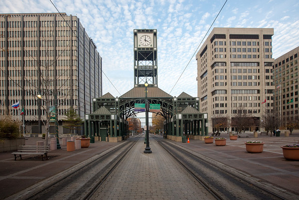 MATA Trolley @ City Hall 2013