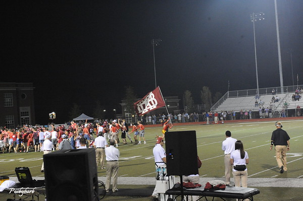 MBA 2012 Homecoming Game and Dinner