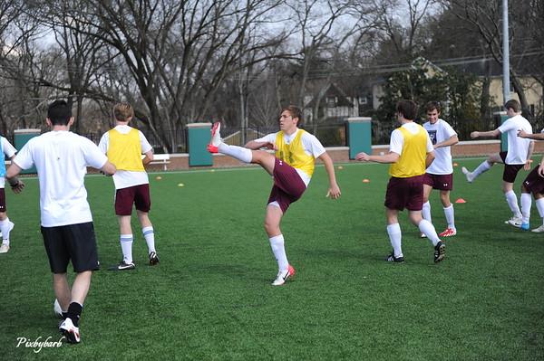 MBA Soccer Senior Fun Snaps 2013