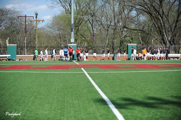 MBA Varsity Soccer versus Ensworth 4-12 -13