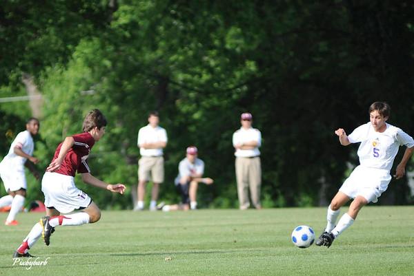 MBA Vs Father Ryan Varsity Soccer State Seeding 5-14-09