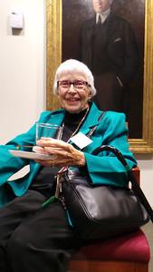Martha Holdridge at 2013 Holdridge Lecture