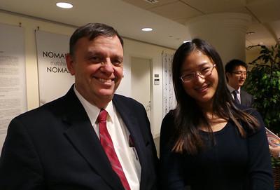 Bill Jones, Christine Cao