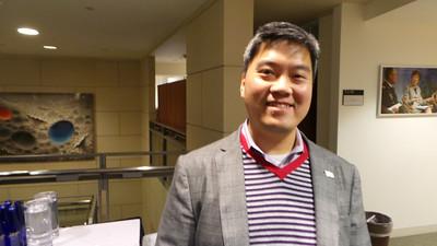 Bob Zhang at 2013 Holdridge Lecture