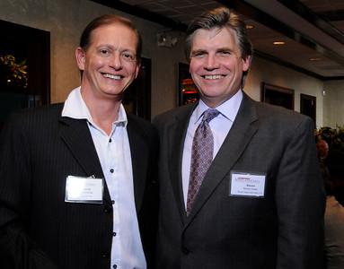 David Rice and Steve Drake at MCBC CNY Banquet