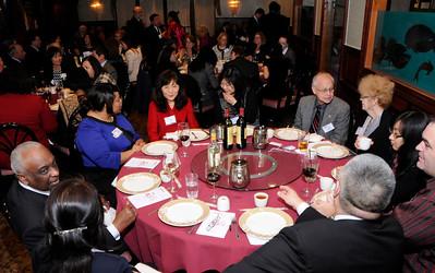 Guest Enjoy MCBC Chinese New Year at the Hunan Manor