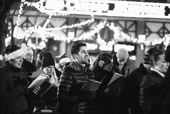 MD Lincoln Square Caroling Soirre 2014-14