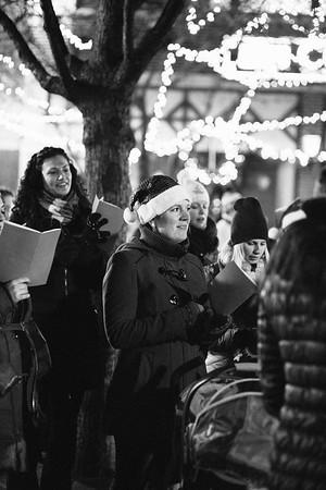 MD Lincoln Square Caroling Soirre 2014-15