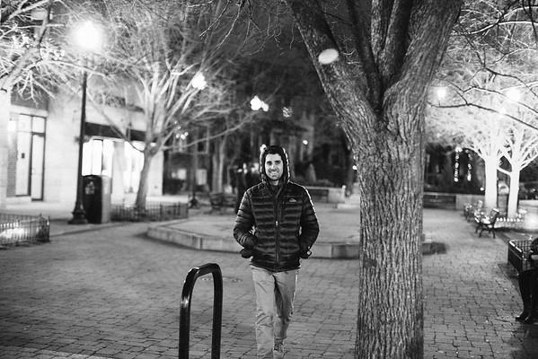 MD Lincoln Square Caroling Soirre 2014-2