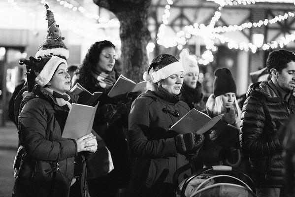 MD Lincoln Square Caroling Soirre 2014-16