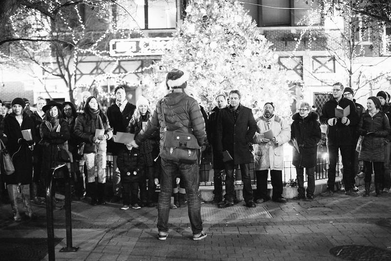 MD Lincoln Square Caroling Soirre 2014-5
