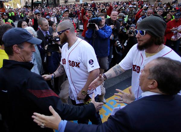 Red Sox Parade Photos 2013