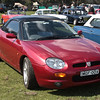 MGF MGF 00X at The Kings School All British Clubs' Day 28th August 2011.