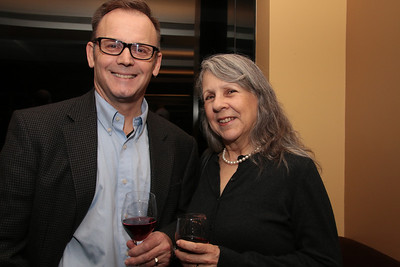 Supporters and donors attending the awards dinner fundraiser for the Mental Health Association of San Francisco on March 7th, 2014 at Hotel Nikko on 222 Mason Street, San Francisco.