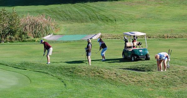 MHCF Golf 2014